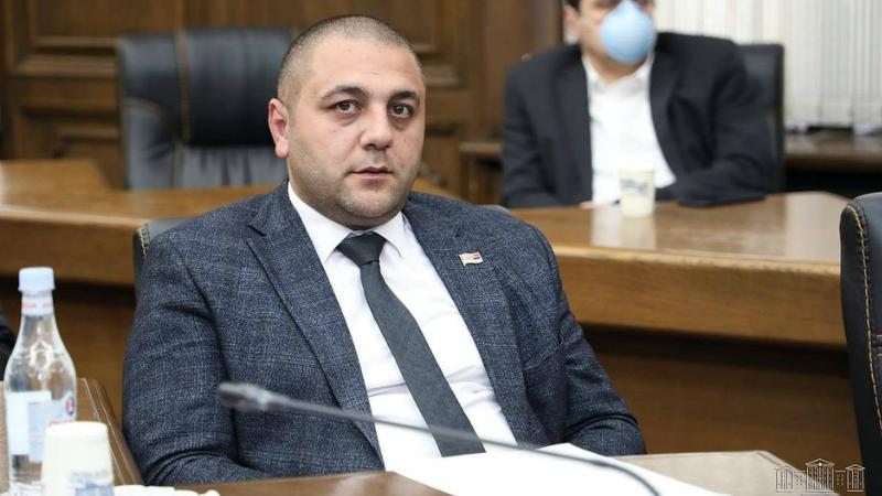 Կարեն Սարուխանյանը նշանակվել է ԱԻ փոխնախարար