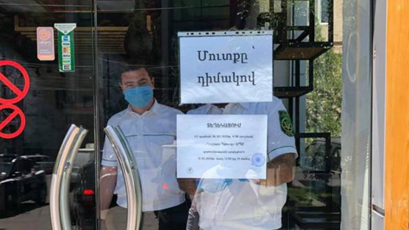 ՍԱՏՄ անակնկալ ուժեղացված ստուգայցեր Երևանում և երկու մարզում