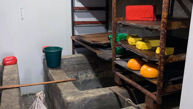 Կասեցվել է կաթնամթերքի արտադրամասի գործունեությունը. ՍԱՏՄ (լուսանկարներ)