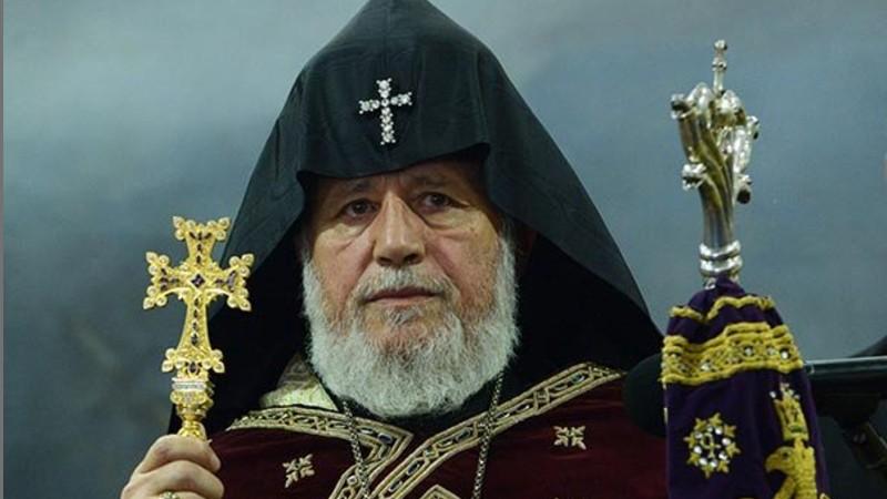 Ամենայն Հայոց Կաթողիկոսը հանդես կգա ուղերձով