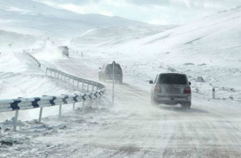 Հայաստանի տարածքներում կան դժվարանցանելի ճանապարհներ
