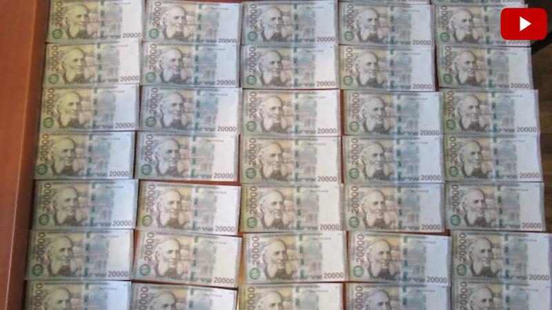 Երևանի բնակիչը 20 հազար անվանական արժեքով կեղծ թղթադրամներ է պատրաստել․ նա կալանավորվել է (տեսանյութ)