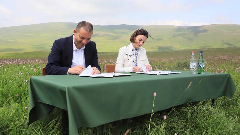 ՀՀ էկոնոմիկայի նախարարության և «ԴԱՐ» հիմնադրամի միջև ստորագրվել է մտադրությունների մասին հուշագիր