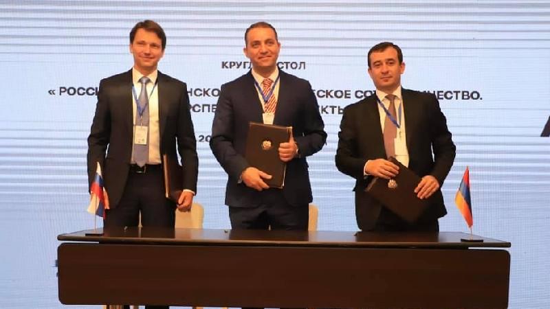 Այսօր ստորագրվեց հայ-ռուսական համագործակցության շրջանակային հզոր համաձայնագիր. Վահան Քերոբյան