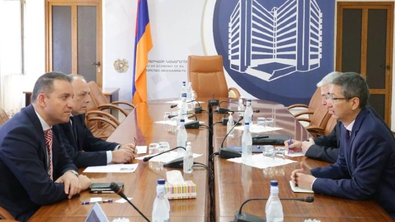 Կարևորվել է Երևան-Նուր-Սուլթան-Երևան ուղիղ ավիաչվերթի վերաբացումը