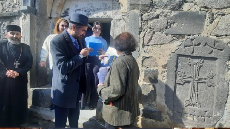 Ավարտվել են Բնունիսի Սբ. Աստվածածին եկեղեցու վերականգնման աշխատանքները