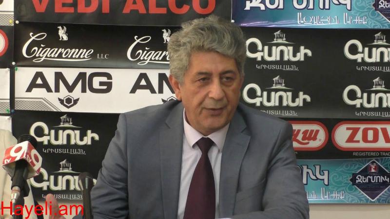 Շոու-բիզնեսը, չեմ կարծում, որ մեր հասարակության համար առաջնահերթություն է.Ռազմիկ Մարտիրոսյան