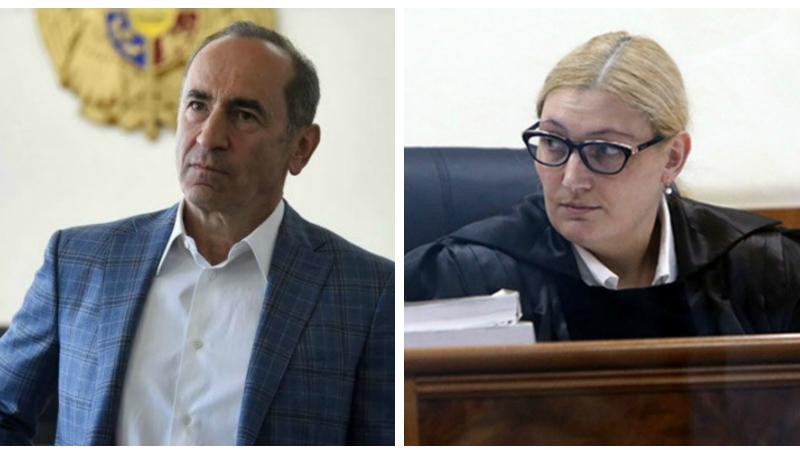Դատարանը մերժեց Ռոբերտ Քոչարյանի և մյուսների գործով դատախազների բացարկի վերաբերյալ միջնորդությունը