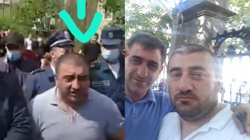 Փաշինյանի դեմ «ինքնաբուխ» ցույցի մասնակիցը Քոչարյանի ակտիվ աջակից է