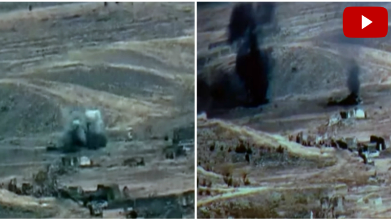 Այսօր ՊԲ ստորաբաժանումները կասեցրել են Ադրբեջանի հարձակման փորձը՝ խոցելով 2 զրահատեխնիկա և պատճառելով մեծաքանակ կորուստներ (տեսանյութ)