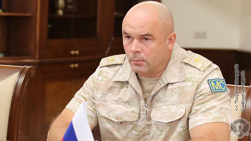 Ադրբեջանում դժգոհ են խաղաղապահ ուժերի նոր ղեկավարից