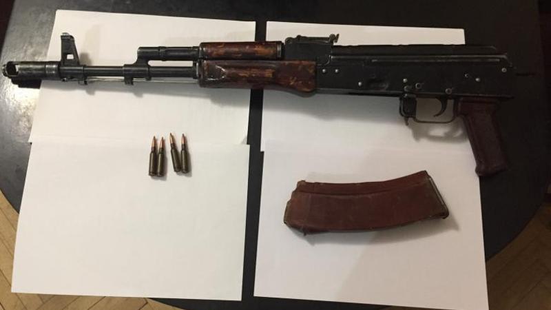 Մայակովսկի գյուղի 25-ամյա մի բնակիչ կրակոցներ է արձակել 21-ամյա մի երիտասարդի ուղղությամբ