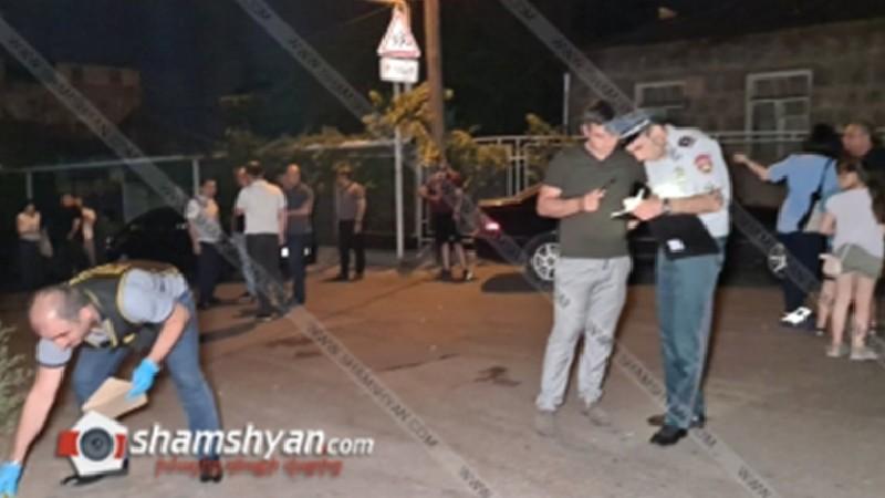 Երևանում կրակոցներ են հնչել․ դեպքի վայրում հայտնաբերվել են ինքնաձիգից արձակված պարկուճներ