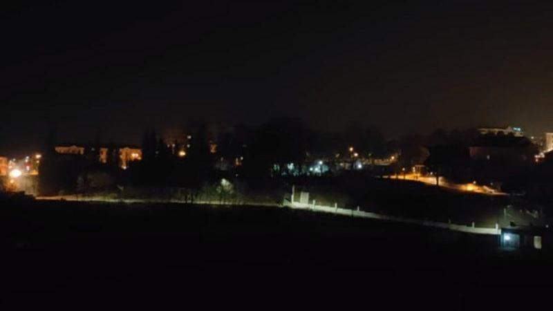 Գիշերը Շուշիից կրկին կրակոցներ են լսվել (տեսանյութ)