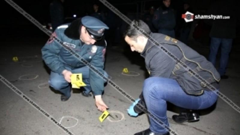 Կրակոցներ Երևանում. վիրավորներից մեկը Ազգային ժողովի նախկին պատգամավորի որդի է