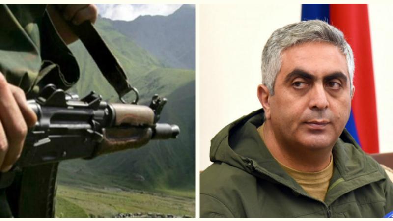 Ադրբեջանական սահմանապահ զորքերը Տավուշի հատվածում կրակում են մեծ տրամաչափի գնդացիրներից․ Արծրուն Հովհաննիսյան