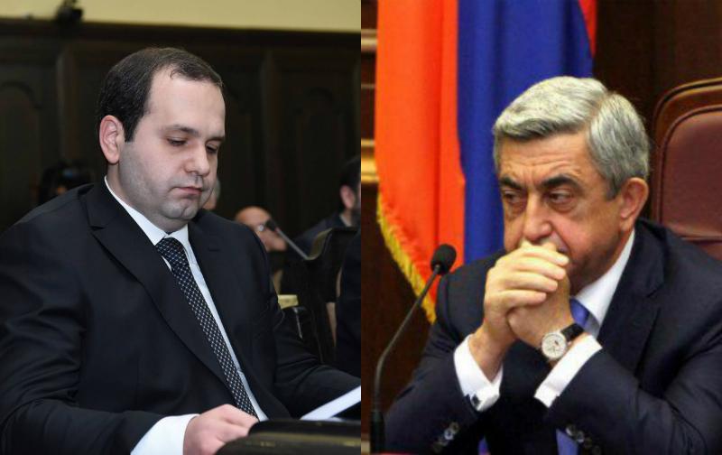 Սերժ Սարգսյանը Կուտոյանի մահվան դեպքն  անվանել է «շատ տարօրինակ» և մի դրվագ է պատմել. «168 ժամ»