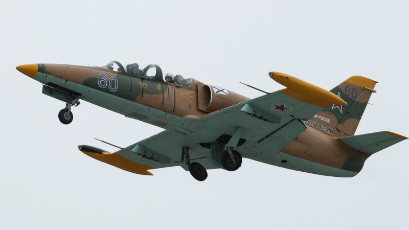 Ռուսաստանում Լ-39 ինքնաթիռ է վթարվել․ զոհեր չկան