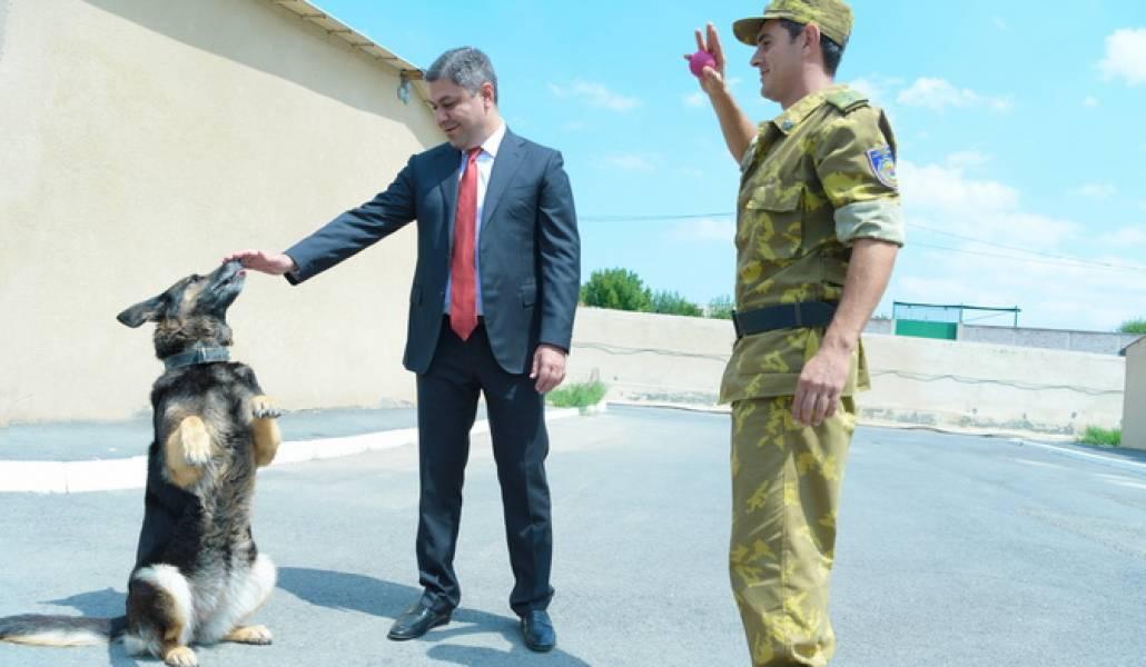 ԱԱԾ սահմանապահ զորքերի մարտածառայողական և օպերատիվ-ծառայողական գործունեության արդյունքները