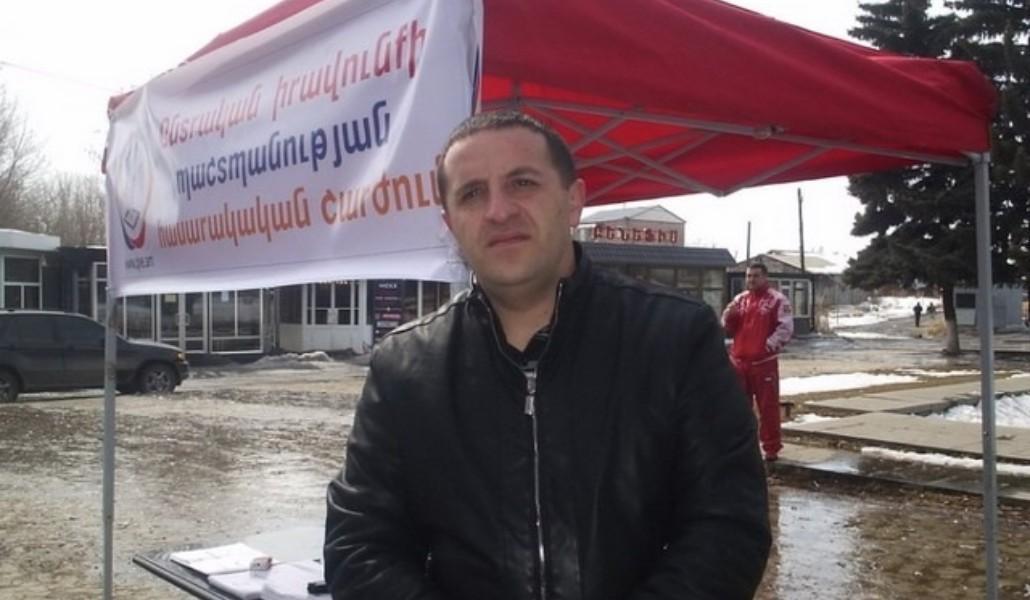 Գյումրիում ձերբակալել են դաշնակցական պաշտոնյայի․ Aravot.am