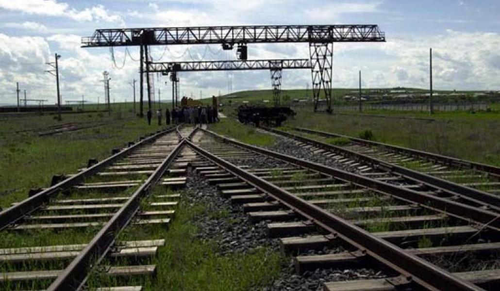 Գյումրի-Այրում բեռնատար գնացքը հարվածել է մի կնոջ