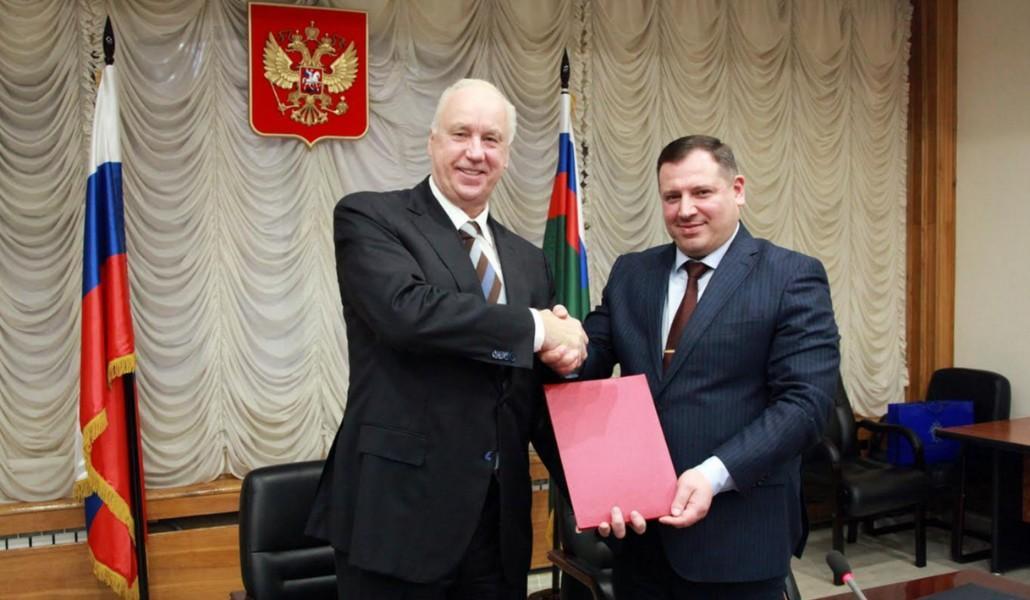 ՀՀ և ՌԴ քննչական կոմիտեների միջև ստորագրվել է երկու փաստաթուղթ