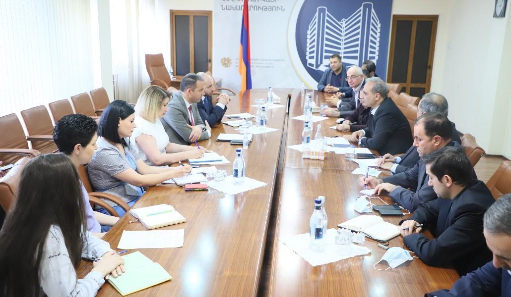 Իրանը Հայաստանին բարձր տեխնոլոգիական կենտրոններ հիմնելու առաջարկ է արել