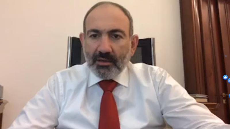Արտակարգ դրություն. օր 1. Նիկոլ Փաշինյան. ուղիղ