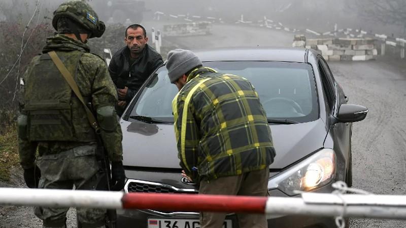 Լաչինի միջանցքը՝ ռուս խաղաղապահների վերահսկողության տակ. «ՌԻԱ Նովոստի» գործակալությունը ֆոտոշարք է հրապարակել