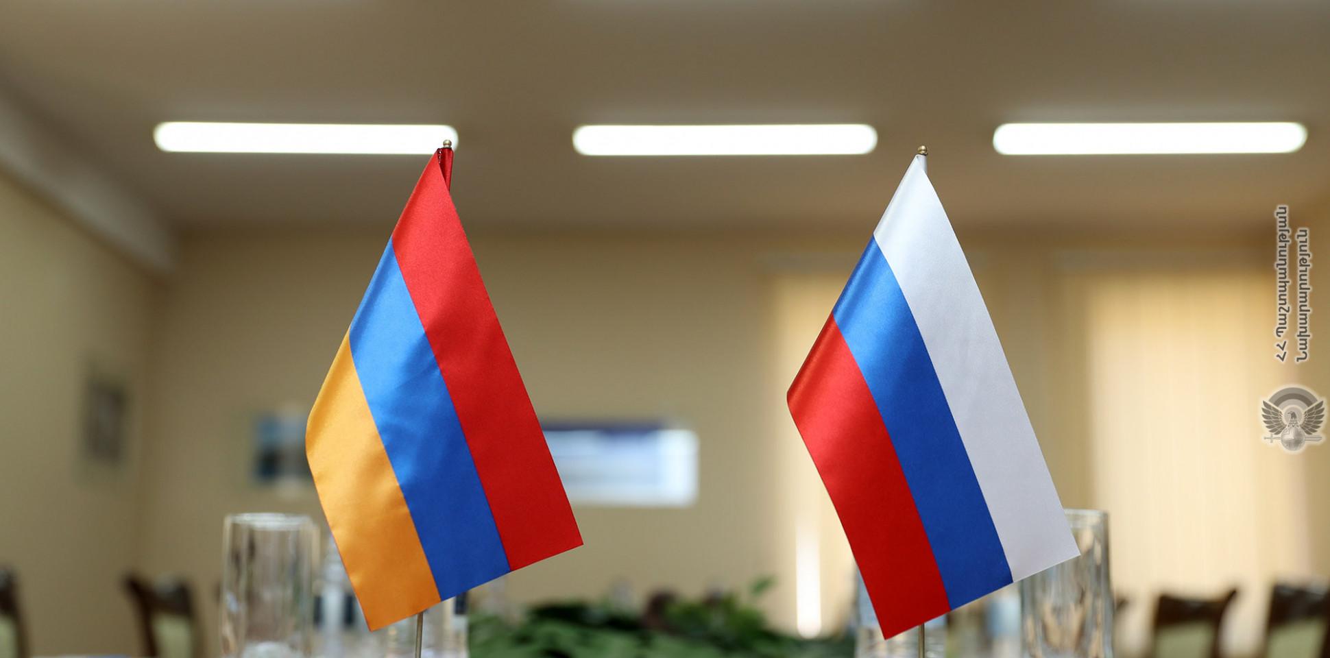 ՀՀ ՊՆ աշխատանքային խումբը մեկնել է Մոսկվա