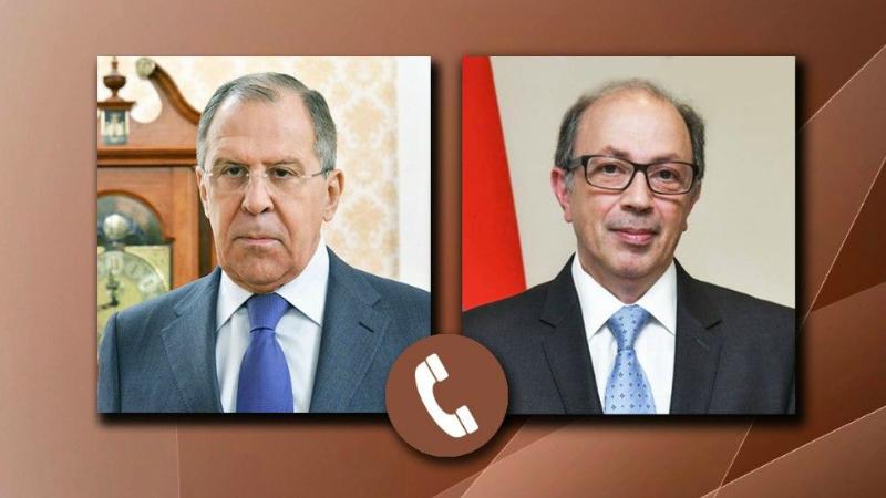 ՀՀ և ՌԴ ԱԳ նախարարները քննարկել են տրանսպորտային և տնտեսական կապերի ապաշրջափակման հարցը