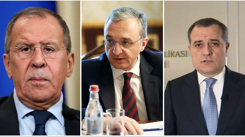 Լավրովն առանձին հանդիպումներ է ունեցել ՀՀ և Ադրբեջանի ԱԳ նախարարների հետ