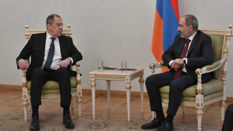 ՌԴ ԱԳ նախարարությունը բացատրել է Լավրովի և Փաշինյանի՝ ՀՀ-ում հանդիպման ժամանակ Ռուսաստանի դրոշի բացակայությունը