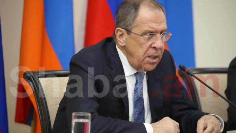 Լավրով. Ռուսաստանը պատրաստ է միջնորդ դառնալ Կիպրոսի և Թուրքիայի միջև