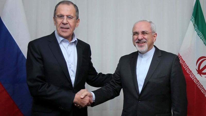 Իրանի արտգործնախարարը Լավրովին ներկայացրեց Հայաստան և Ադրբեջան իր այցերի նպատակը