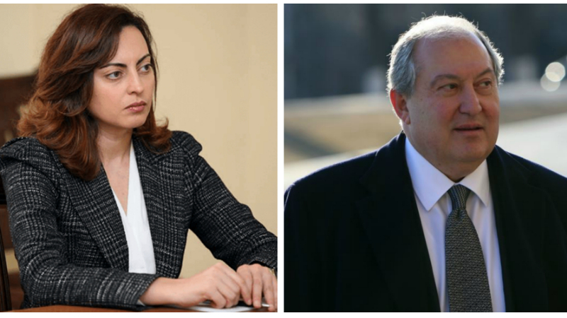 «Հանրաքվեի տարբերակը նախագահի հետ նախապես քննարկված է եղել»․ Լենա Նազարյան