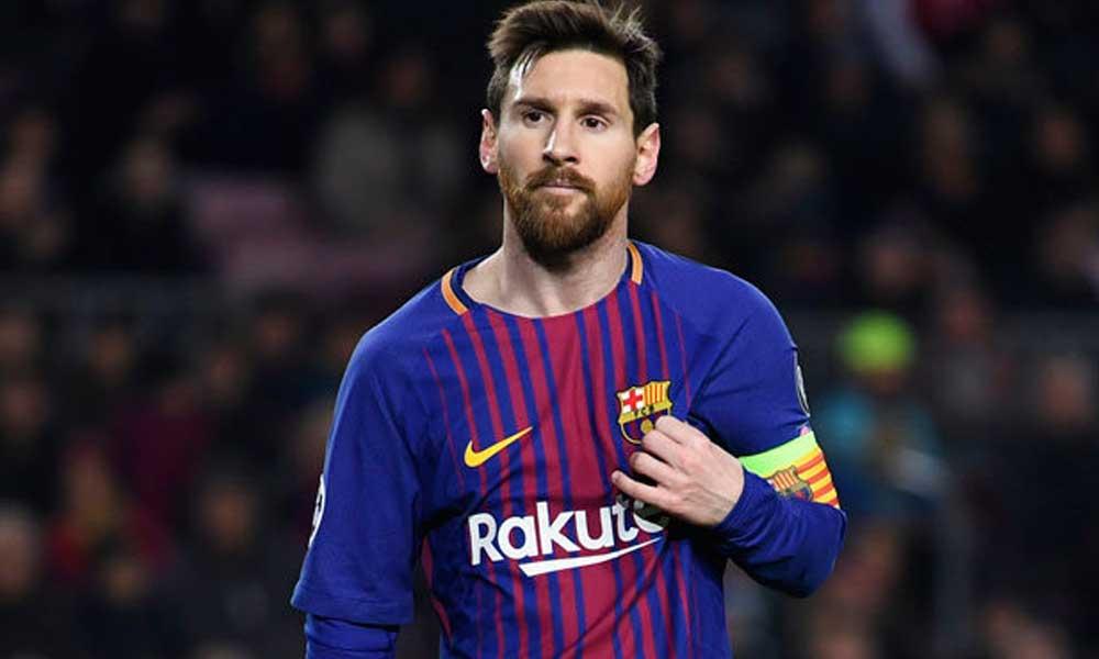Մեսսիին որակազրկում չի սպառնում Բարսելոնա-Ռեալ խաղի մրցավարի հետ վիճելու համար