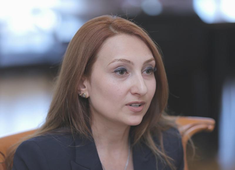 Լիլիթ Մակունցը՝ Արփինե Հովհաննիսյանի փոխարեն. «Հրապարակ»