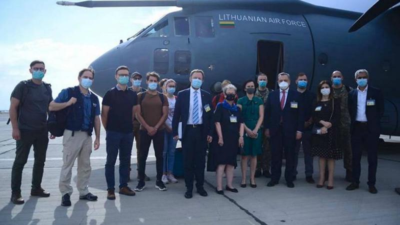 Հայաստան է ժամանել լիտվացի բուժաշխատողների և փորձագետների առաքելությունը