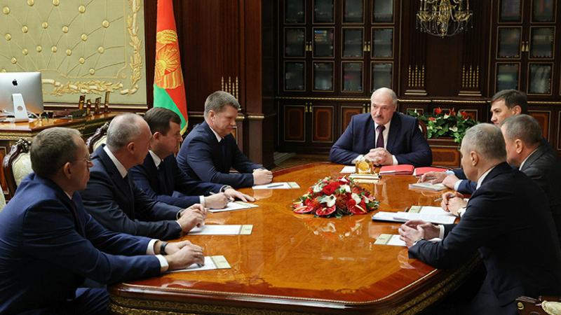 Ալեքսանդր Լուկաշենկոն Հայաստանում Բելառուսի նոր դեսպան է նշանակել