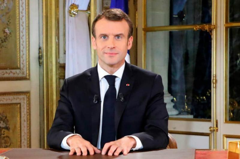 «Փարիզը շարունակում է հանձնառու մնալ ԼՂ հակամարտության խաղաղ կարգավորմանը». Մակրոն