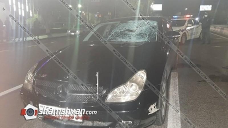 Ծանրամարտի աշխարհի չեմպիոնը «Երևան մոլի» դիմաց վրաերթի է ենթարկել փողոցը չթույլատրելի հատվածով անցնող հետիոտնին. վերջինս մահացել է