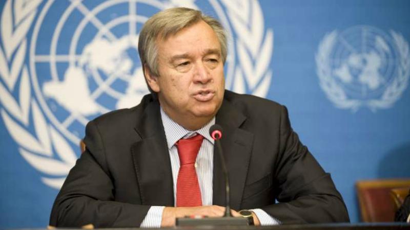 ՄԱԿ-ի գլխավոր քարտուղար հեռախոսազրույցներ է ունեցել Նիկոլ Փաշինյանի և Իլհամ Ալիևի հետ` սահմանային գոտում լարվածության թուլացման կոչով
