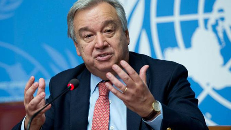 ՄԱԿ-ը ողջունում է ԼՂ-ում ռազմական գործողությունների դադարեցման հայտարարության ընդունումը