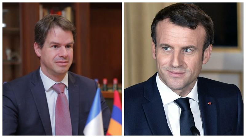 Ֆրանսիան նախագահ Մակրոնի մակարդակով ներգրավվել է հայ ռազմագերիների ազատ արձակման գործում. Ժոնաթան Լաքոտ