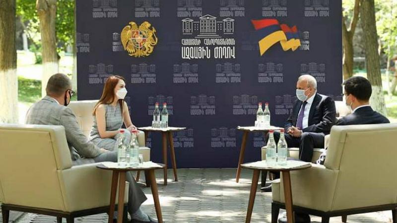 Լիլիթ Մակունցը ՀՀ-ում ՌԴ արտակարգ եւ լիազոր դեսպանի հետ քննարկել է հայ-ռուսական հարաբերությունների զարգացմանն առնչվող օրակարգային հարցե