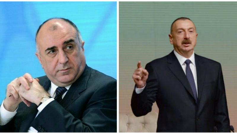 Հայաստանի վարչապետն ասում է՝ «Ղարաբաղը Հայաստան է և վերջ», ԱԳՆ-ն բացարձակ չի արձագանքում այս հայտարարությանը․ ի՞նչ էր անում նախարարը, որտե՞ղ էր նա․ Ալիևը քննադատել է Մամեդյարովին