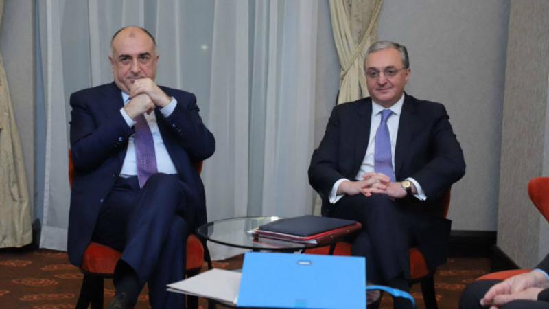 Տեղի է ունեցել Հայաստանի և Ադրբեջանի ԱԳ նախարարների տեսակոնֆերանսը․ մանրամասներ