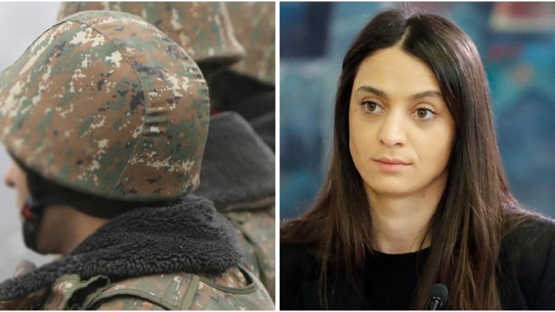 Հայ ռազմագերիների վերադարձի գործընթացը տեղի է ունեցել ԱՄՆ և Վրաստանի իշխանությունների միջնորդությամբ. Մանե Գևորգյան