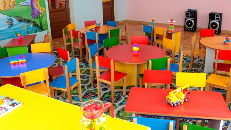 Մանկապարտեզներում սկսել են առավել պատասխանատվությամբ վերաբերվել հակահամաճարակային կանոնների պահպանմանը